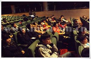 萨拉戈萨大学中国学生欢聚迎新年