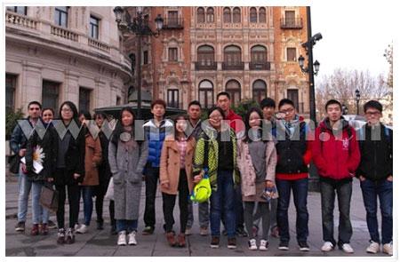 2013-2014学年西班牙各大高校在华预录取正式开始